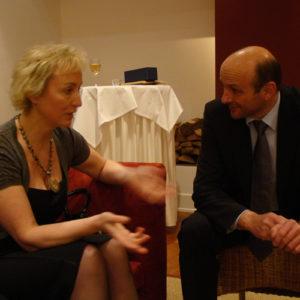 2009-12-02 Wizyta w Rotary Club Hamburg Haake (9)