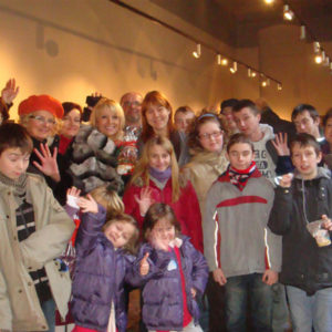2010-12-19 akcja charytatywna Mikołaj dzieciom (3)