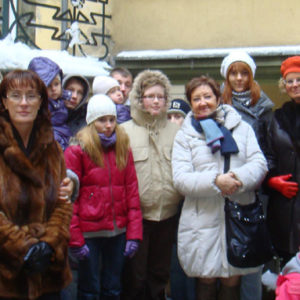 2010-12-19 akcja charytatywna Mikołaj dzieciom (5)