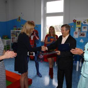 Przekazanie sprzętu medycznego dla Szpitala w Nowogardzie (2)