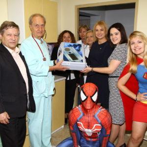Przekazanie sprzętu medycznego dla Szpitala w Nowogardzie (3)